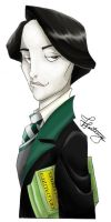 Tom Riddle - Hogwarts by jlestrange