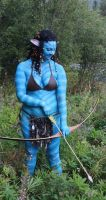 Avatar body paint - II by Felandrim