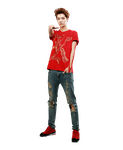 Luhan PNG by Denimtrans