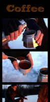 Preparation of a coffee by Alyaree