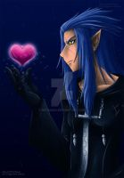 Saix: Where Is My... by nic-sama