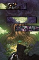 WoW Curse of the Worgen 5 pg18 by Tonywash