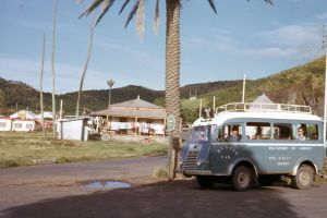 Old Bus - Noumea, New Caledonia by cheesyflips-stock