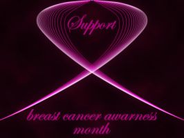 Breast Cancer Awareness by SweetAmberkins