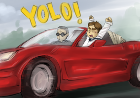 YOLO by LazyBasy