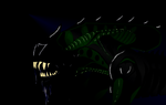 Seven the Xenomorph by snowleopard96