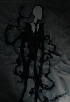 Slenderman by SCIFIJACKRABBIT