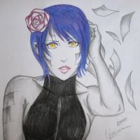 Beautiful Konan by DeadFenrir