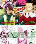 Tiger and Bunny fanbook by kuso-taisa