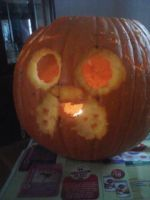 Jake The Pumpkin by Floating-BlowFish