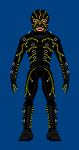 Electro containment suit+mask by CosbyDaf