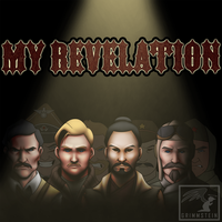 'My Revelation' cover art [OUT NOW] by Grimmstein