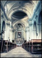 The Church in Stillo RC by techpro