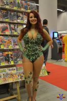 Poison Ivy Cosplay - Montreal Comiccon 2014 by ConMenWebSeries