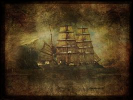 Fennes Ship by Metadored
