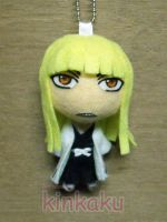 Plush Bleach : Shinji Hirako by kinkaku