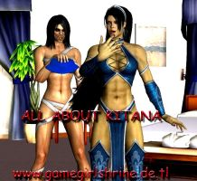 All about Kitana Music Video by Bahlinka