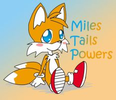 Miles Tails Power by Chibi-Kitty-Chan