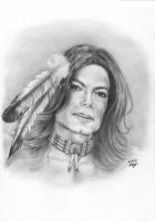 Michael by Worldinsideart