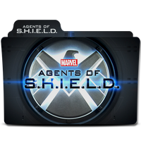 Agents of S.H.I.E.L.D folder icon by Andreas86