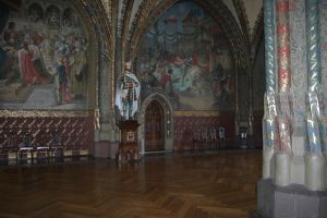 Medieval room 7 by almudena-stock