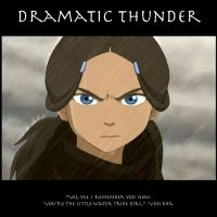 Dramatic Thunder by SaucePear