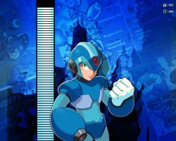 Megaman by kanz