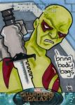 Guardians of the Galaxy - Drax by 10th-letter
