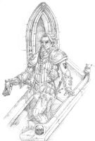 Acolyt WH40K by Robban-O
