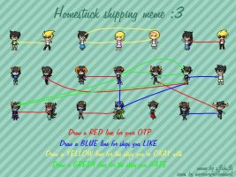 Homestuck Shipping by NickTheWitch
