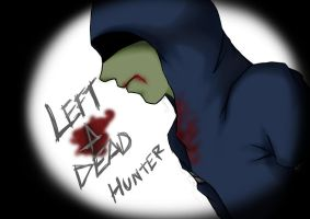 Left 4 dead - Hunter by Fulminixa
