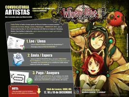 Winter Fest 2010- CONVOCATORIA by jesonite
