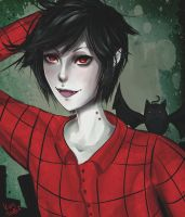 marshall lee by kittysophie