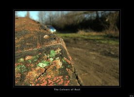 The Colours of Rust by r3akc3