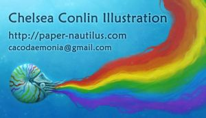 PN Business Card by Cacodaemonia
