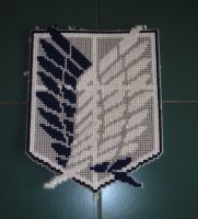Recon Symbol Cross-stitch by Yoroko666