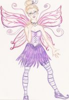 The Band-Aid Faery by Jerzee-Girl