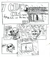 7 Clues Ch.1 Pg.1 by HamletTheDetective