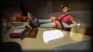 You're New | TF2 Wallpaper by iSlimed