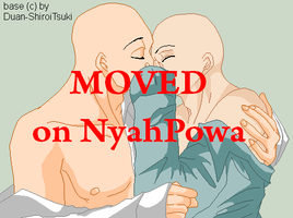 :base: Yaoi Couple -MOVED- by StupidUsagiSan