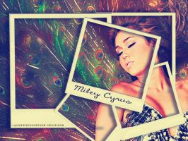 Miley Cyrus Collage. by NiiahCacahuatosa