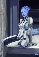 Liara by satans-s