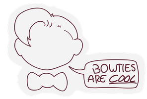 Bowties Are Cool by Jessimie