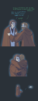 return of the jedi alternate ending by javvie