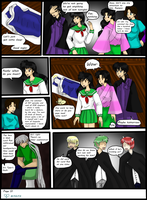 Inuyasha and the Ice Girl page 51 by IcyRoads