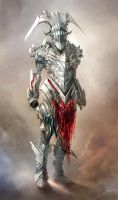 White knight by Haco1