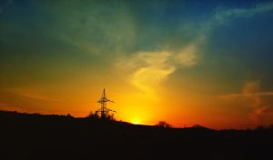 Electric Sun by denny50cent