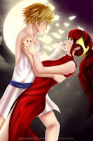 ArKos Private Dance by NeonIncarnate