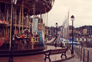 Carrousel by Cumulonymbus