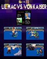 Punch Out - Mac Vs VonKaiser by DanSchoening